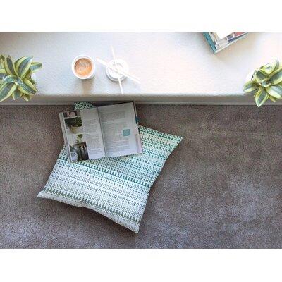 Revel Chevron by Bridgette Burton Floor Pillow Size: 26 x 26