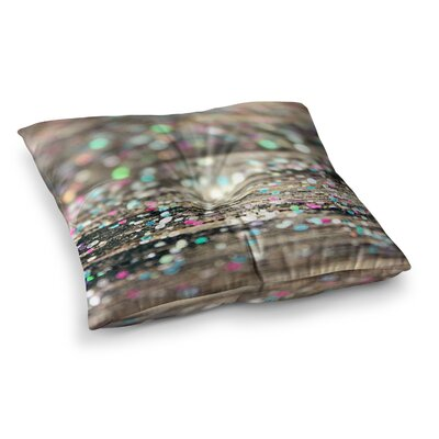 After Party by Beth Engel Floor Pillow Size: 26 x 26