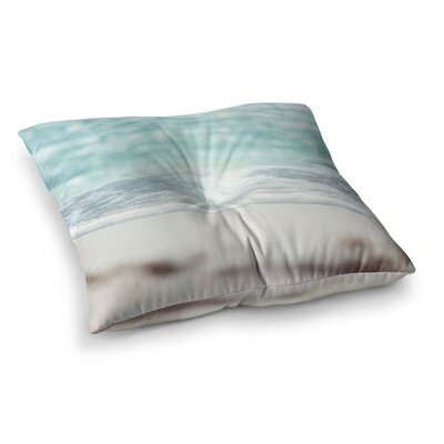 Serenity by Beth Engel Floor Pillow Size: 26 x 26