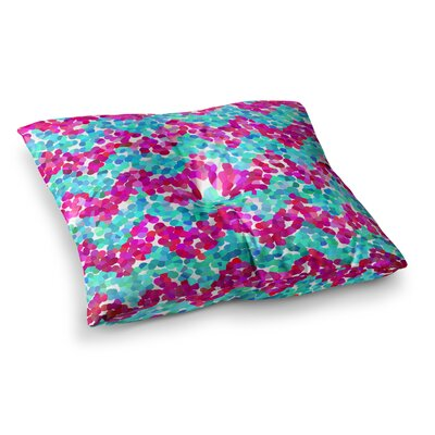 Scattered by Beth Engel Floor Pillow Size: 23 x 23