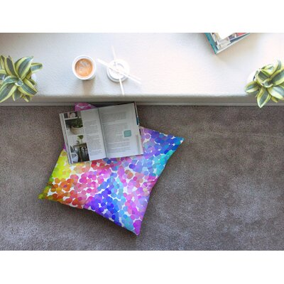 Searching by Beth Engel Floor Pillow Size: 23 x 23