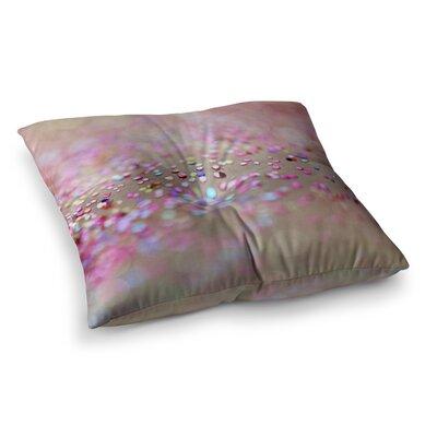 Princess Confetti by Beth Engel Floor Pillow Size: 26 x 26
