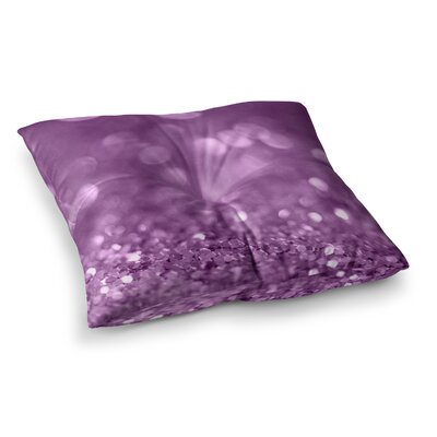 Radiance by Beth Engel Floor Pillow Size: 23 x 23