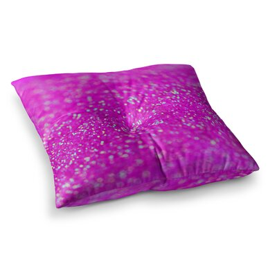 Raspberry Sorbet by Beth Engel Floor Pillow Size: 26 x 26
