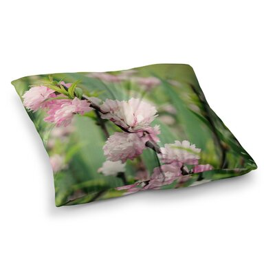 The Best Things in Life by Beth Engel Floor Pillow Size: 26 x 26