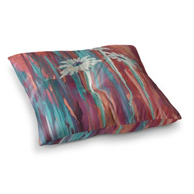 Whole by Brienne Jepkema Floor Pillow Size: 23 x 23