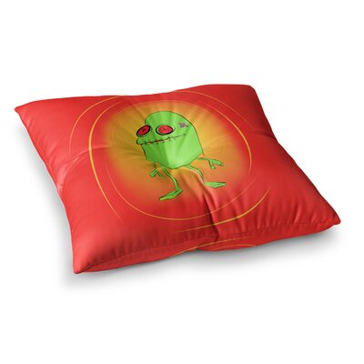 Introducing Obo by Bruce Stanfield Floor Pillow Size: 26 x 26