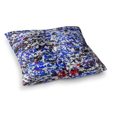 Heiveilea by Bruce Stanfield Floor Pillow Size: 23 x 23