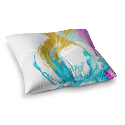 Empty by Cecibd Floor Pillow Size: 23 x 23