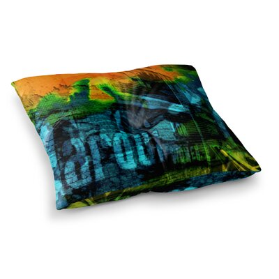 Radford by Claire Day Floor Pillow Size: 23 x 23