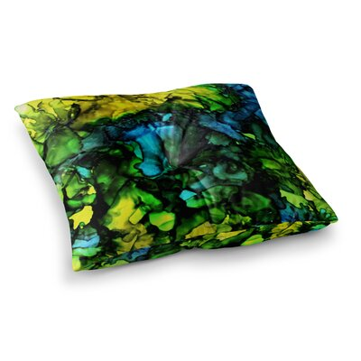 Ariel by Claire Day Floor Pillow Size: 26 x 26