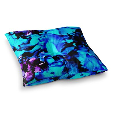 Peace Offering by Claire Day Floor Pillow Size: 26 x 26