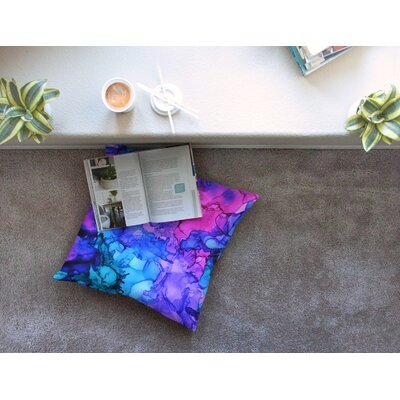 Audrey by Claire Day Floor Pillow Size: 26 x 26