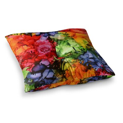 Teachers Pet II by Claire Day Floor Pillow Size: 26 x 26