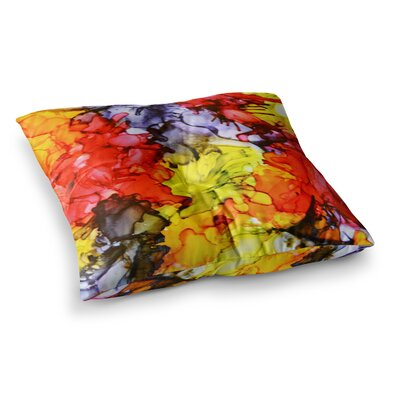 Southern Comfort by Claire Day Floor Pillow Size: 23 x 23