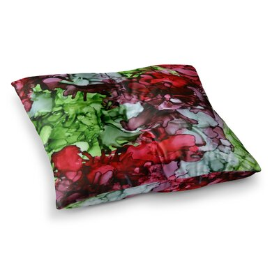 TMNT by Claire Day Floor Pillow Size: 23 x 23