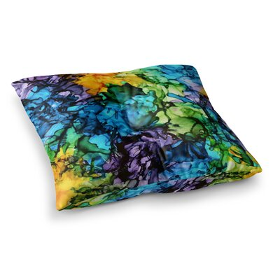 Gra Siorai by Claire Day Floor Pillow Size: 26 x 26