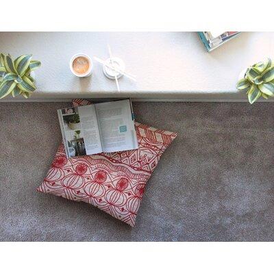 Catherine Holcombe Floor Pillow Size: 26 x 26