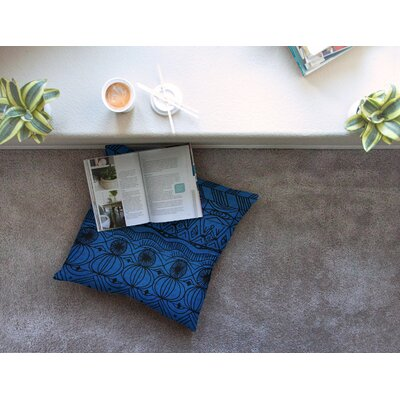 Catherine Holcombe Floor Pillow Size: 23 x 23