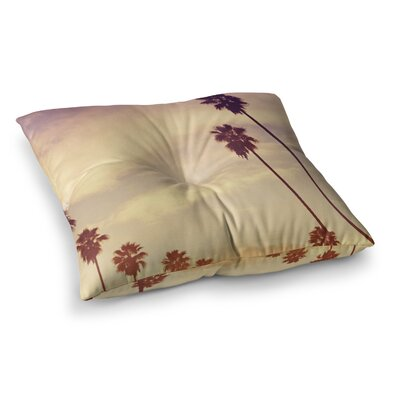 Endless Summer by Catherine McDonald Floor Pillow Size: 26 x 26