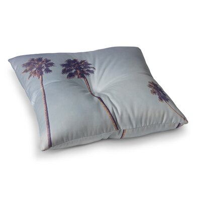 Sunshine and Warmth by Catherine McDonald Floor Pillow Size: 26 x 26
