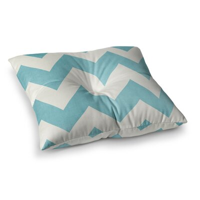 Salt Water Cure by Catherine McDonald Floor Pillow Size: 23 x 23
