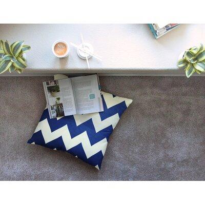 Fleet Week by Catherine McDonald Floor Pillow Size: 26 x 26