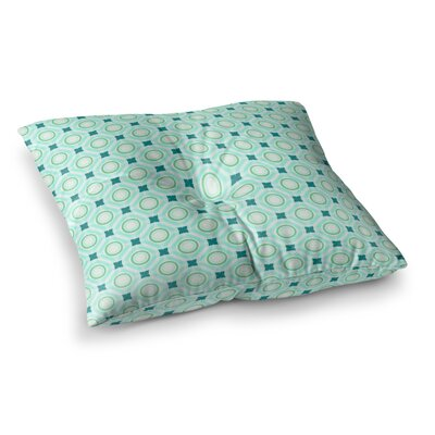 Tossing Pennies I by Catherine McDonald Floor Pillow Size: 23 x 23