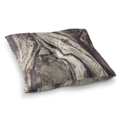 Bark by Catherine McDonald Floor Pillow Size: 26 x 26