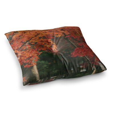 Autumn Sonata by Catherine McDonald Floor Pillow Size: 23 x 23