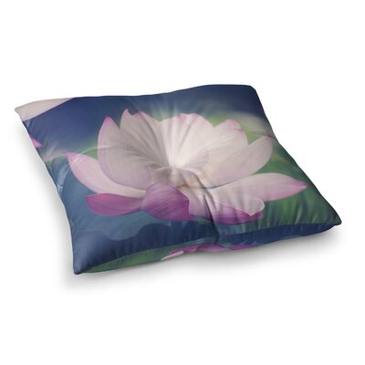 Hope for Tomorrow II by Catherine McDonald Floor Pillow Size: 26 x 26