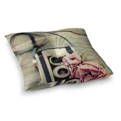 I Have But Two Loves by Cristina Mitchell Floor Pillow Size: 23 x 23