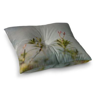 Oleander Nature Photography by Cristina Mitchell Floor Pillow Size: 23 x 23