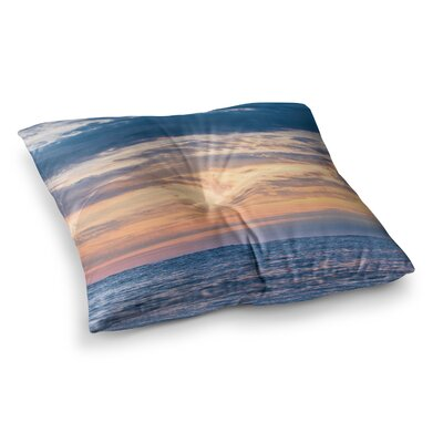 Beauty in Chaos Photography by Colin Pierce Floor Pillow Size: 23 x 23