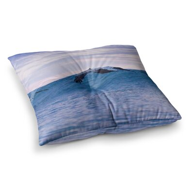 Sky Surfers Photography by Colin Pierce Floor Pillow Size: 23 x 23