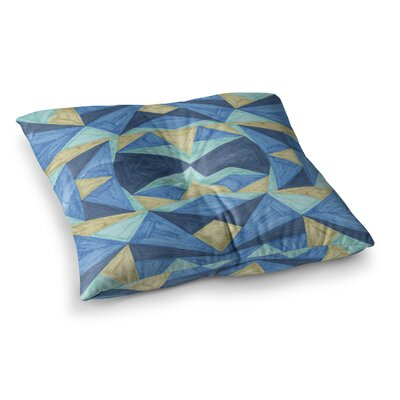 Empire Ruhl Floor Pillow Size: 23 x 23