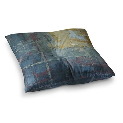Indecision by Carol Schiff Floor Pillow Size: 23 x 23