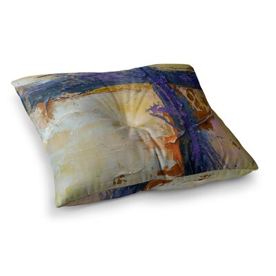 Royal Colors by Carol Schiff Floor Pillow Size: 23 x 23