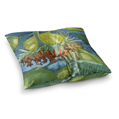Summers End by Carol Schiff Floor Pillow Size: 26 x 26