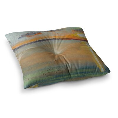 Reflections by Carol Schiff Floor Pillow Size: 26 x 26