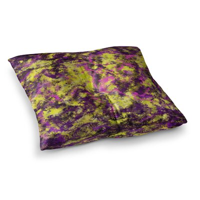 Cinderella Abstract by Cyndi Steen Floor Pillow Size: 23 x 23