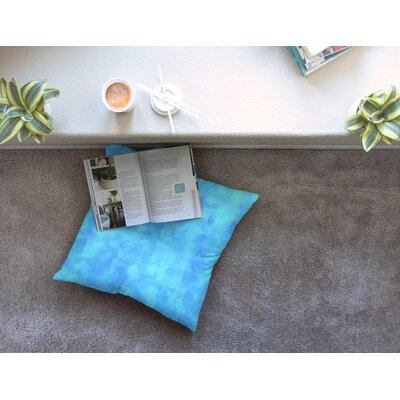 Convenience by CarolLynn Tice Floor Pillow Size: 23 x 23