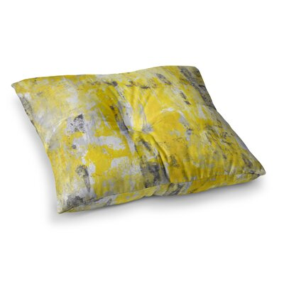 Picking Around by CarolLynn Tice Floor Pillow Size: 23 x 23