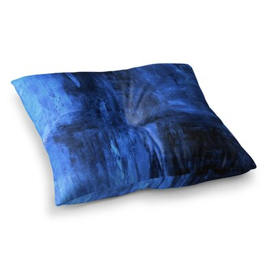Deep Sea by CarolLynn Tice Floor Pillow Size: 26 x 26