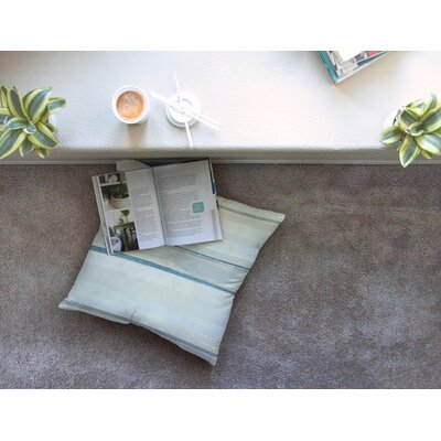 Input by CarolLynn Tice Floor Pillow Size: 23 x 23