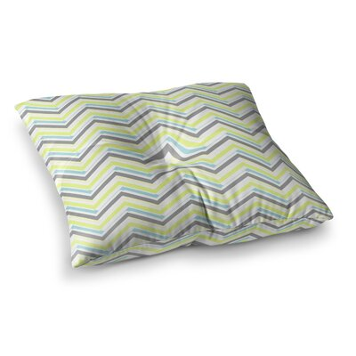 Ideal by CarolLynn Tice Floor Pillow Size: 23 x 23
