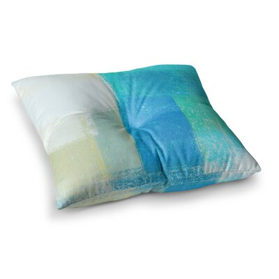 Shallow by CarolLynn Tice Floor Pillow Size: 23 x 23