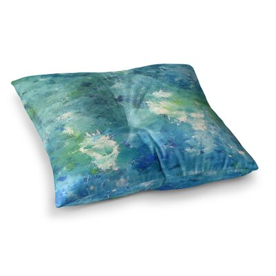 Sporatically by CarolLynn Tice Floor Pillow Size: 23 x 23