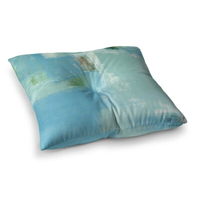 Announced by CarolLynn Tice Floor Pillow Size: 23 x 23
