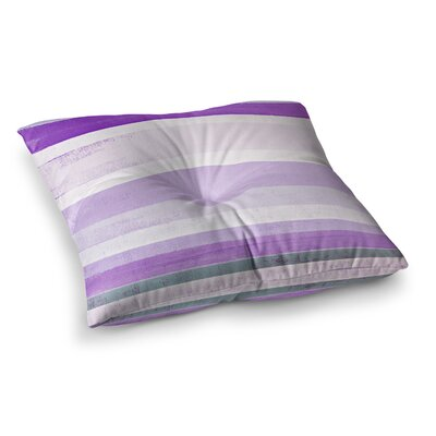 Grape by CarolLynn Tice Floor Pillow Size: 23 x 23